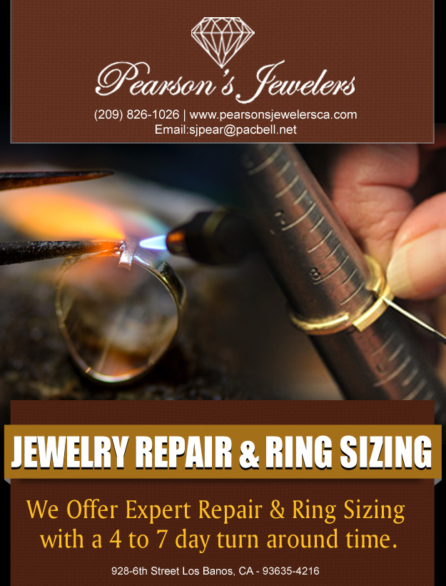 Jewelry Repair & Ring Sizing